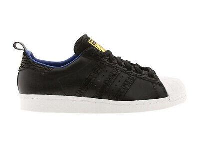NIB ADIDAS SUPERSTAR 80s D Rose Shoes Size 12
