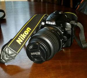 NIKON D3200 Package Deal