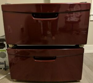 Washer and Dryer Pedestals - Samsung