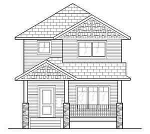 AFFORDABLE SPACIOUS TWO STOREY- Penhold
