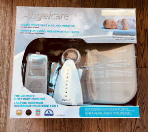 Baby Monitor New In box - Angel Care Platinum Edition AC1100_V