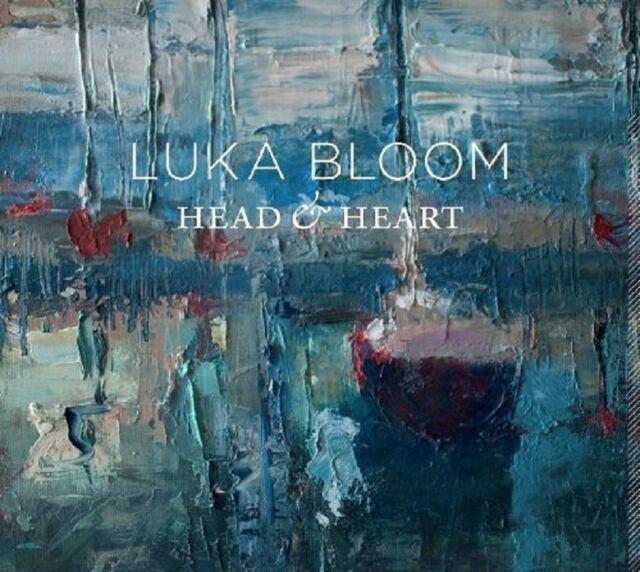 LUKA BLOOM - HEAD & HEART  CD NEU