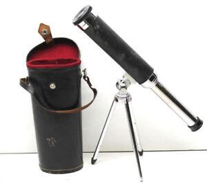 Vintage Tasco Japan 30x30 mm Desktop Tripod Telescope