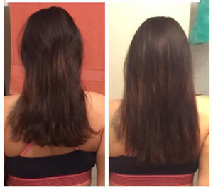 Thin or Balding hair? Try MONAT hair products