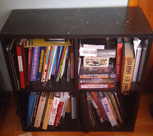 Two Small Book cases