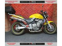 HONDA HORNET CB600F VERY LOW MILEAGE LOTS OF EXTRAS