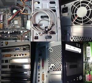 Brand New Computer Case With Old Motherboard