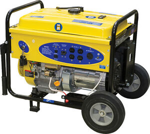 Back up power 5500W Automatic Starting Generator