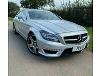 2013 Mercedes-Benz CLS CLASS 5.5 CLS63 AMG 4d 557 BHP Coupe Petrol Automatic