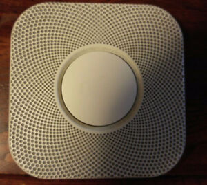 Nest Smoke and Carbon Monoxide Detector