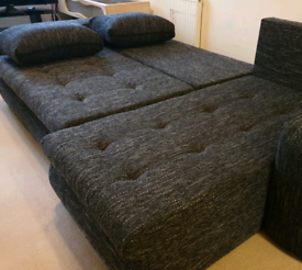 Stunning Corner Sofa Bed. Was £750 now £350. *Delivery available*