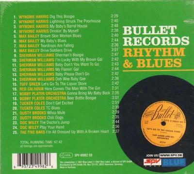 Bullet Records R&b 5