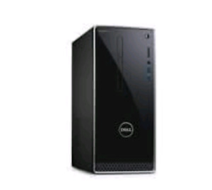 Dell Inspiron Desktop PC With gaming mouse and keyboard