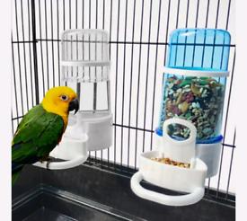 Job lot bird feeder/water bowls £20
