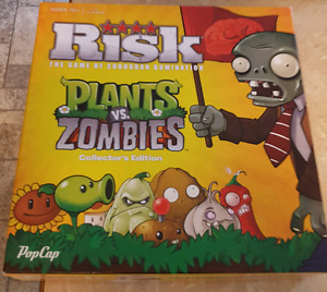 Plants vs zombies risk brand new