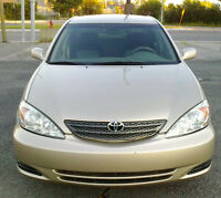 2004 Toyota Camry LE 2.4 Berline