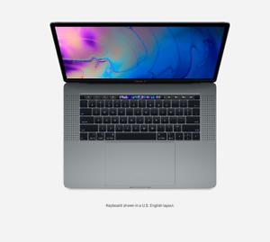 "Macbook Pro 2018 512GB 15"" Touch Bar Brand New | Open Box"