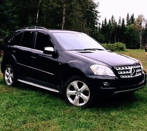 2010 Mercedes-Benz ML350 BlueTEC Diesel SUV Private
