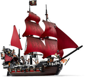 Lego Pirate Ships 3 of 3 – Queen Anne's Revenge 4195