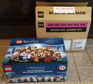 Harry Potter Mini-figures (Factory Sealed)