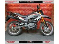 KEEWAY TX 125cc EX DEMO VERY LOW MILEAGE 156 KMS