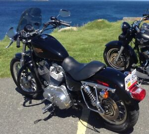 2009 883 Sportster - low kms!