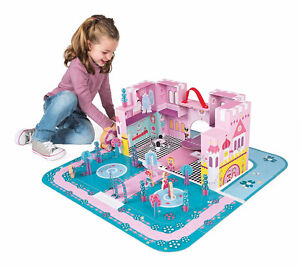NEW: Janod Princess Palace Play Set
