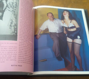 Book: Bettie Page, Life of a Pin-Up Legend, 1996 Kitchener / Waterloo Kitchener Area image 5