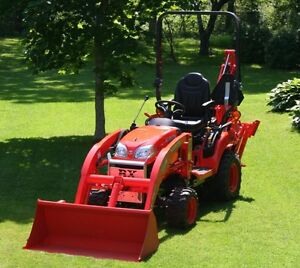 Kubota BX 25D for Rent or Hire