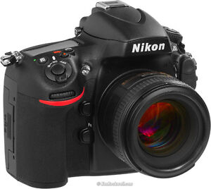 Nikon D800 Camera and Lens for sale