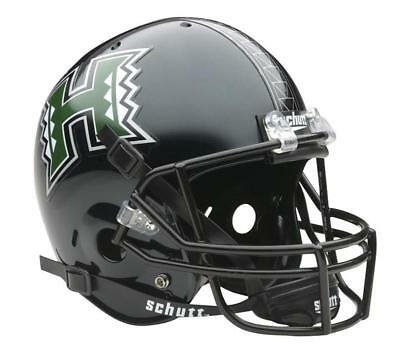 (HAWAII WARRIORS REPLICA FULL SIZE FOOTBALL HELMET)