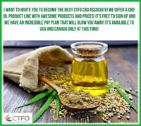 Home Based CBD Oil Commission Business Free to Start