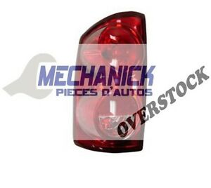 NEUF OVERSTOCK 07-08 RAM Tail Light LH