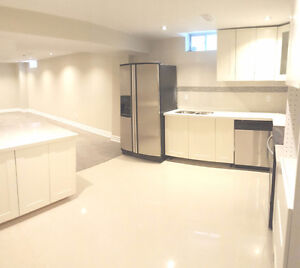 Brand New 2 bedrooms  basement apartment ,Newmarket