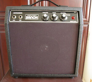 Japanese made 70's SANOX Guitar Amp- Collectable