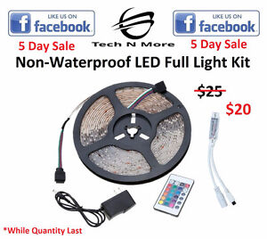 Non-Waterproof LED Light Kits (Dimmable) 5 DAY SALE