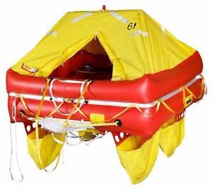 Zodiac Open Sea Life Rafts O'Connor Fremantle Area Preview