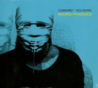 Cabaret Voltaire   Micro Phonies  Cd  9 Tracks Pop Electronic  New