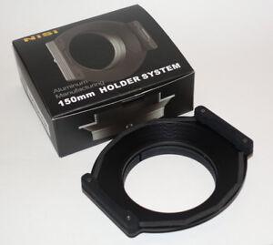 Nisi 150mm filter holder for Nikon 14-24mm lens