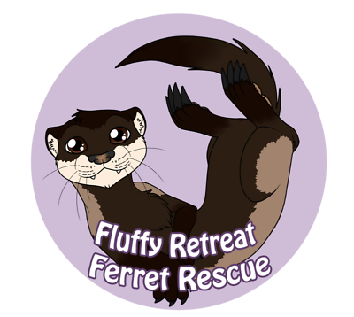 Fluffy Retreat Ferret Rescue