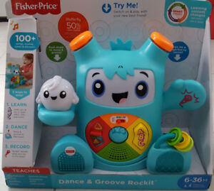 Fisher Price Dance and Groove + Free Gift