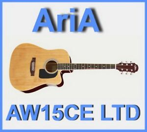 Another New Arrival: Aria AW15CE-LTD