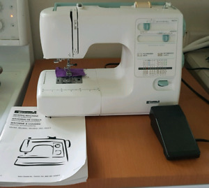 Kenmore White Sewing Machine