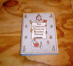 Complete Tales of Beatrix Potter (hardcover)
