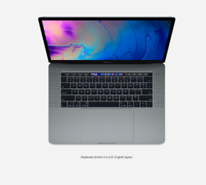 Sealed Apple Macbook Pro Brand New 15 inch Touch Bar Top of Line