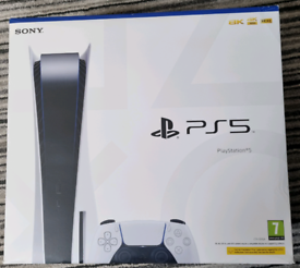 ✅ BNIB PS5 DISC EDITION WITH 12 MONTH PSN MEMBERSHIP & TOP UP CARD ✅