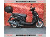 YAMAHA XC115 S DELIGHT SCOOTER VERY LOW MILEAGE