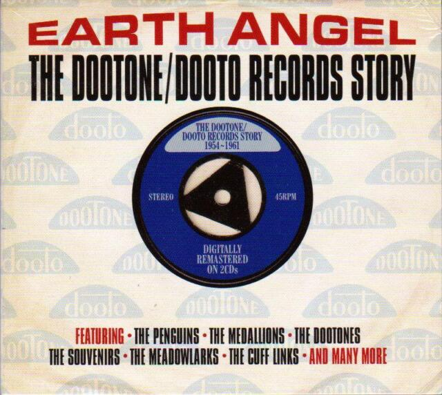 EARTH ANGEL: THE DOOTONE/DOOTO RECORDS STORY 1954-61 - VARIOUS ARTISTS (NEW 2CD)