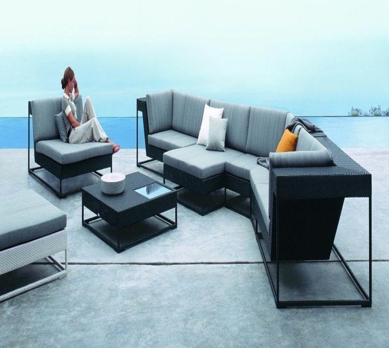 Dedon Luxury Outdoor Garden Furniture (PRO2361)