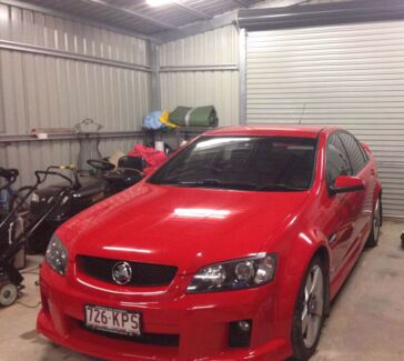 2008 holden commodore ssv  Redcliffe Redcliffe Area Preview